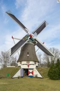 Gerarda Molen geopend tijdens Limburgse Molendag