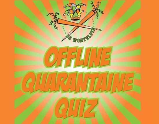 quarantaine quiz